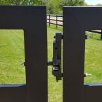 Swinging Gate Latch Web Size--2