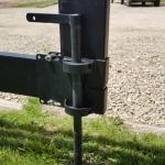 Swinging Gate Latch Web Size--4