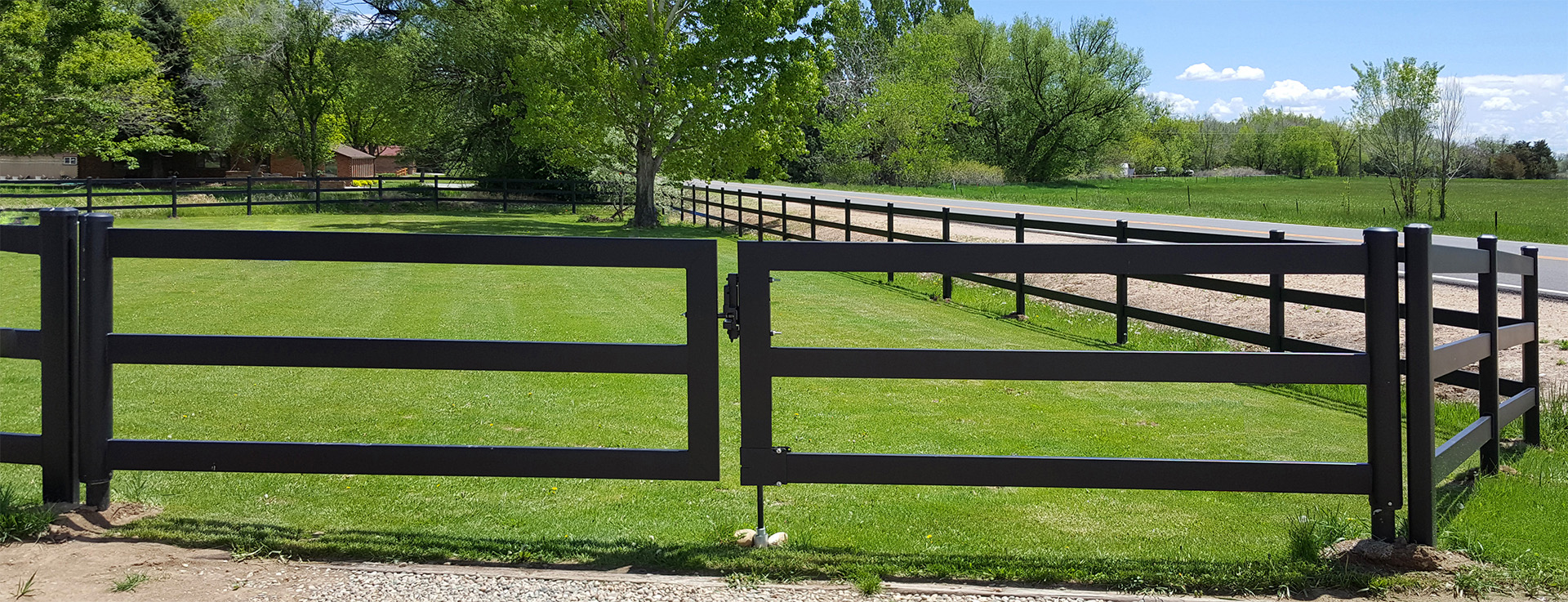 Gate Latches Get The Right Fence Latch At Buckley Fence Llc