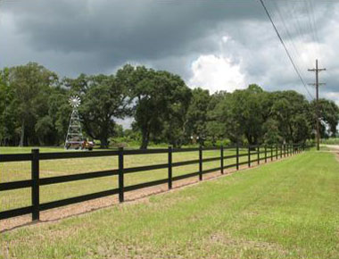 Equine Fence