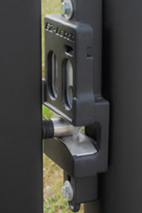 gate-latches