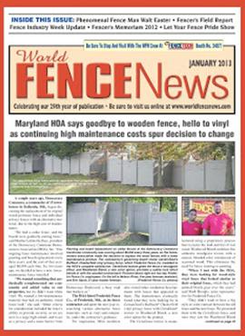 Fence News