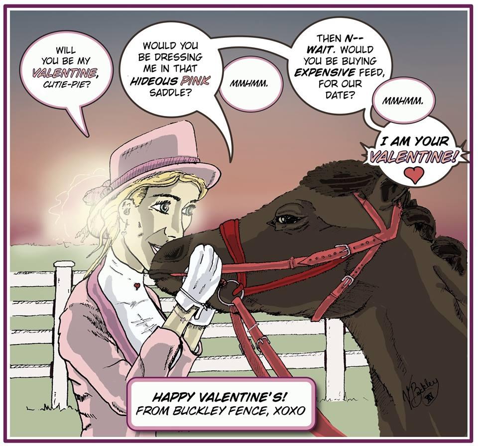 Buckley Steel Board Horse Fence 4 Rail Valentine