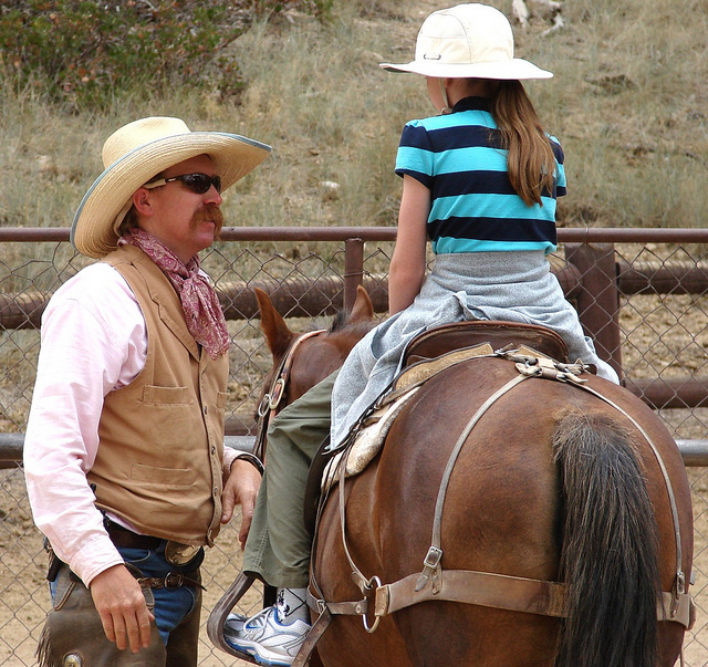 Take Your Daughter to Work Day: Important Barn Lessons Every Daughter Should Learn