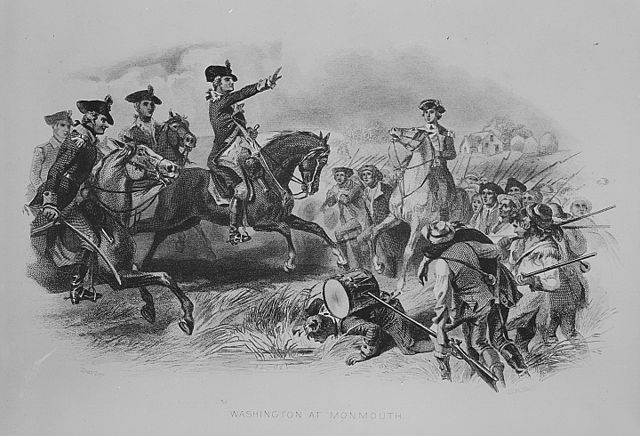 640px-George_Washington_at_Monmouth,_06-28-1778_-_06-28-1778_-_NARA_-_532864_-_cropped