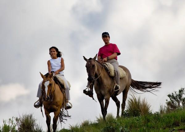 Horseback Ride for Better Blood Pressure