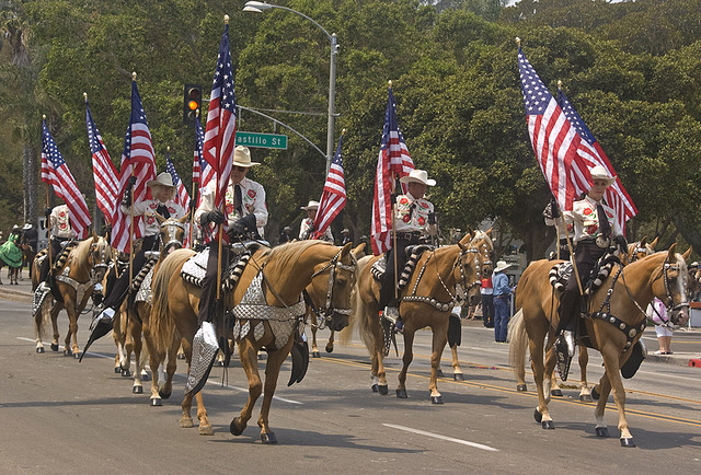 Keeping Your Horse Safe on the Fourth of July