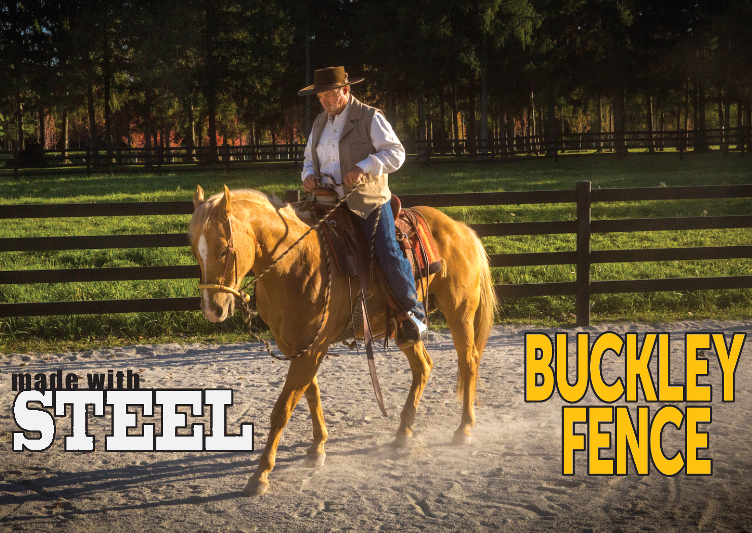 Commercial Thumbnail Buckley Fence