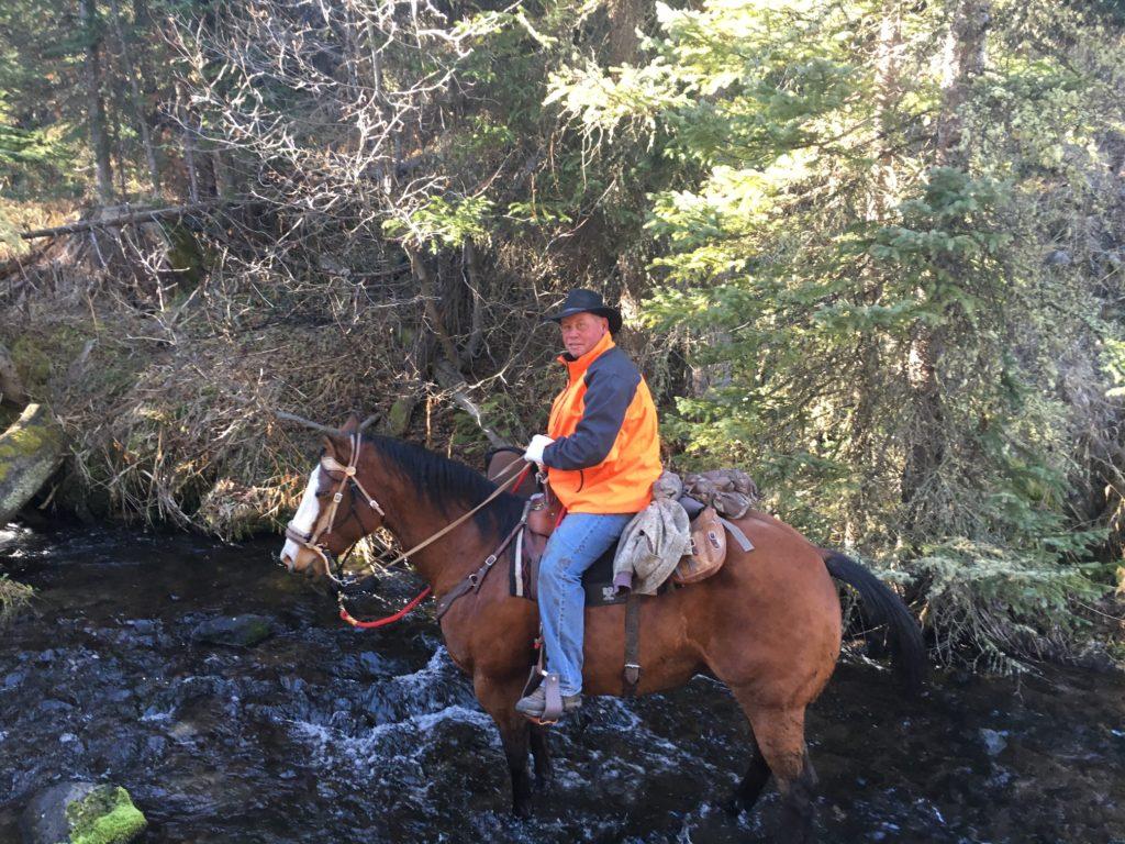 Return from Elk Hunt