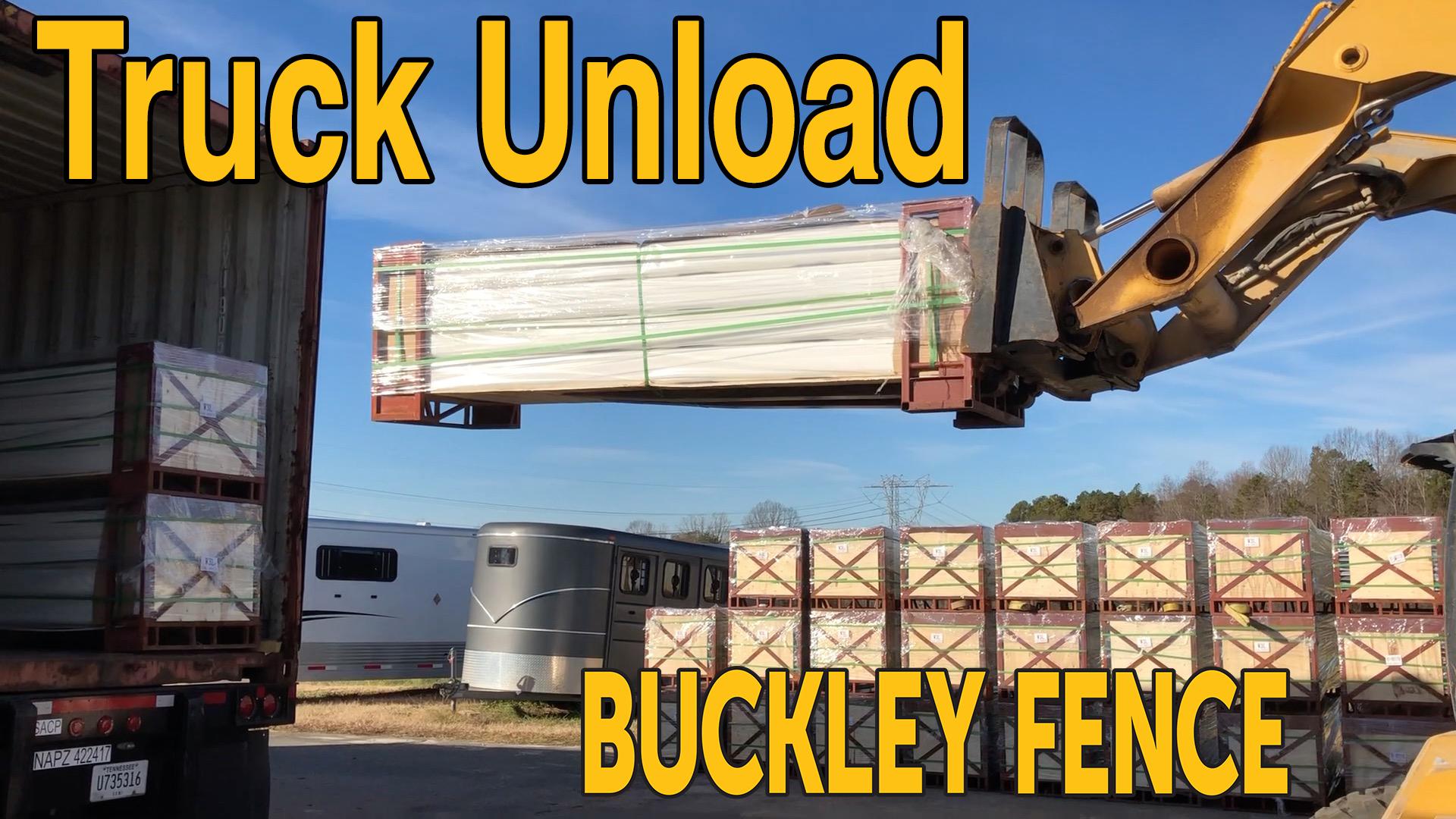 Truck Unload Video