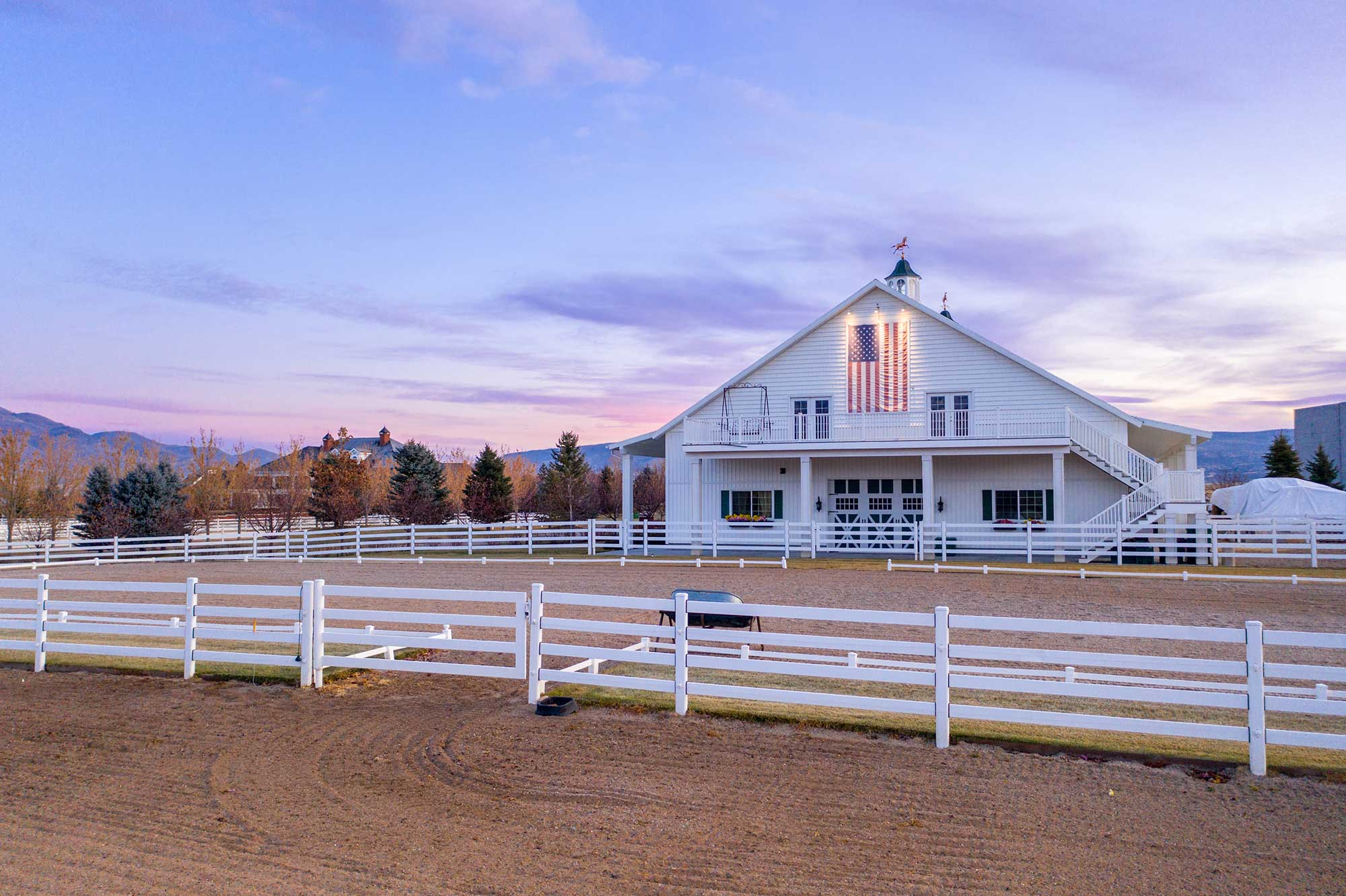 7 Reasons Buckley Fence is The World's Finest Horse Fence